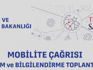 Mobilite Çağrısı Tanıtım ve Bilgilendirme Toplantıları Galeri