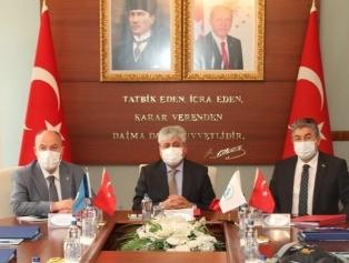 Doğu Akdeniz Kalkınma Ajansı 99. Yönetim Kurulu Toplantısı Hatay İlinde Düzenlendi Galeri
