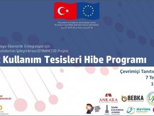 Ortak Kullanım Tesisleri Hibe Programı Galeri
