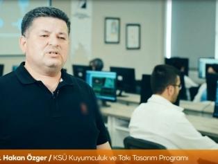 """DOĞAKA Kahramanmaraş Kuyumcukent Projesi TRT Haber """"Kalkınma Ajandası"""" Programında Tanıtıldı Galeri"""