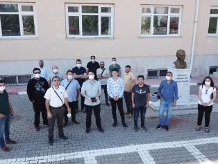 Drone Eğitimi Teknik Destek Projesi sona erdi. Galeri