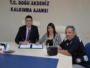 2021 Yılı Turizmin Geliştirilmesi Finansman Desteği Programı (TUDES) Sözleşmeleri İmzalandı Galeri