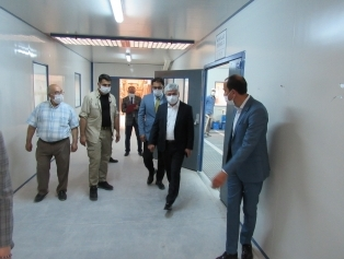 Vali Rahmi Doğan ve Genel Sekreter Onur Yıldız'ın Mobilyacılar İhtisas Sanayi Sitesi Ziyareti Galeri