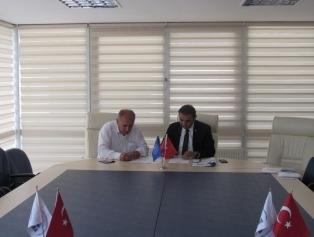 Sumbas Belediyesi ile Teknik Destek Sözleşmesi imzalandı. Galeri