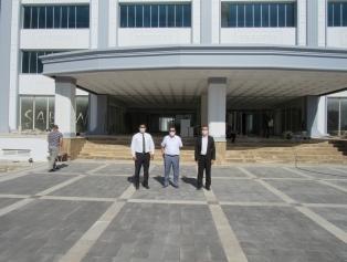 DOĞAKA Genel Sekreteri Onur YILDIZ'dan Kahramanmaraş Projelerine Ziyaret Galeri