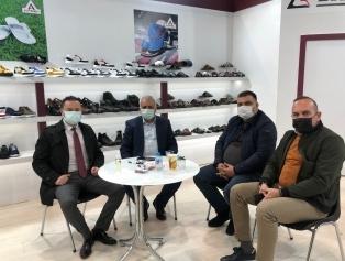 DOĞAKA, ATSO ve Hatay Ayakkabıcılar Odası İşbirliğinde Bölgemiz Üreticileri AYMOD 2021 Ayakkabı Sonbahar/Kış Modası Fuarına Katıldı Galeri