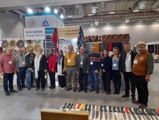 """DOĞAKA Koordinasyonunda Bölgesel Katılım Sağlanan """"Craft İstanbul 2021 El Sanatları Fuarı"""" Kapılarını Ziyaretçilere Açtı Galeri"""