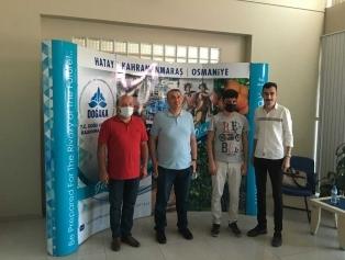 DOĞAKA Ev Sahipliğinde Kuzeydoğu Anadolu Kalkınma Ajansı Çalışma Ziyareti Düzenlendi Galeri