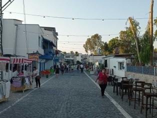 Rhosus Antik Kent Sokak Sağlıklaştırma Projesi Açılış Töreni Düzenlendi Galeri