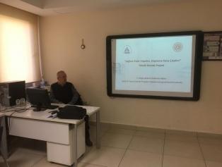 Kahramanmaraş Çevre ve Şehircilik İl Müdürlüğü STA4-CAD Eğitimi Teknik Destek Projesi Galeri