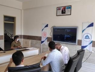 Toprakkale İlçe Milli Eğitim Müdürlüğü Python Programlama Dili ve Kodlama Eğitimi Teknik Destek Projesi sona erdi. Galeri