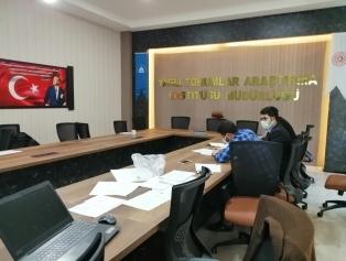 Osmaniye Yağlı Tohumlar Araştırma Enstitüsü'nün Teknik Destek Projesi kapsamında Erasmus+ Eğitimi başladı Galeri