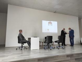 """Afşin Kaymakamlığı'nın Teknik Destek Projesi kapsamında """"Yönetimden Kuruma Kurum Kültürü"""" Projesi tamamlandı. Galeri"""