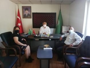 Türkoğlu Ziraat Odasının Teknik Destek Projesi kapsamında Stratejik Plan hazırlıkları başladı Galeri