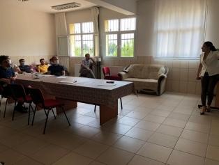 Sumbas İlçe Milli Eğitim Müdürlüğü'nün Teknik Destek Projesi kapsamında Eğitim 4.0 Eğitimi tamamlandı.  Galeri