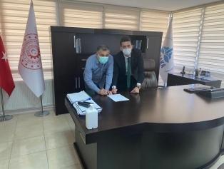 2021 Yılı Turizmin Geliştirilmesi Finansman Desteği Programı (Tudes) Kapsamında Osmaniye İlinde Başarılı Bulunan Projelerin Sözleşmeleri İmzalandı Galeri