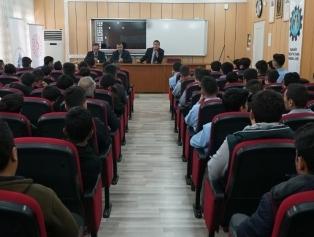 """Mesleki ve Teknik Eğitim temalı faaliyetler kapsamında Osmaniye'de """"Liderler Programı"""" gerçekleştirildi Galeri"""