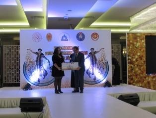 DOĞAKA öncülüğünde Kahramanmaraş'ta Germanica Temalı Altın Takı Tasarım yarışması düzenlendi. Galeri